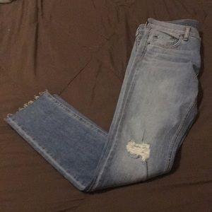 Rag & Bone DRE Skinny jeans 👖 women's 29 NWT